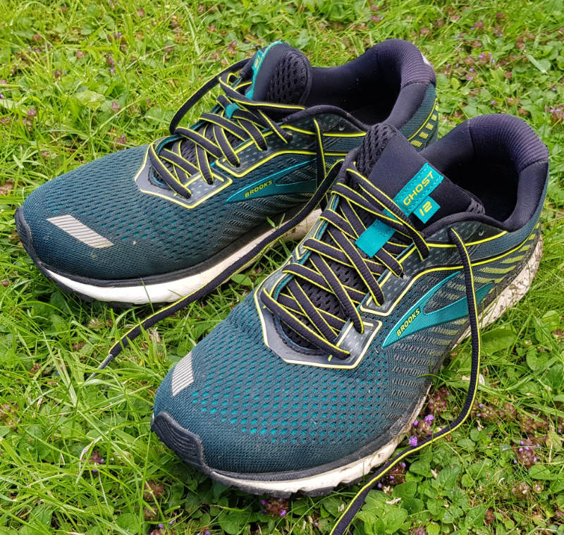 Brooks Ghost wide fitting Long Term Review