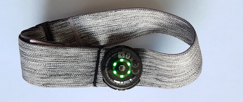 polar OH1 + with strap